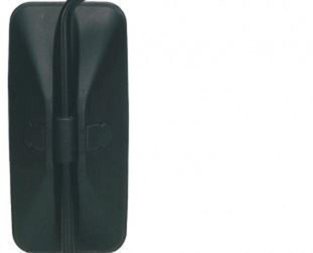 Coppa specchio per Autocarri Iveco  misure 354x169 mm