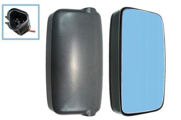 Specchio termico/ elettrico destro per Man TGA