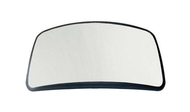 Vetro specchio HONE per guardaruota con ghiera Iveco Eurostar, Eurotech, Stralis 2005 con misure 175x200