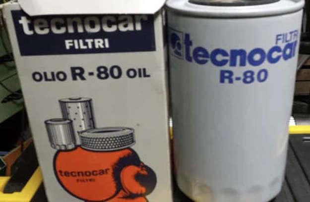 Filtro olio Tecnocar R80